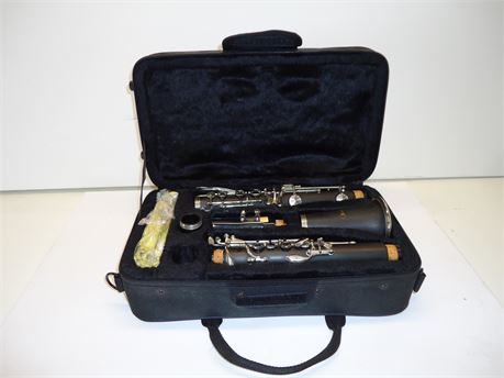 Merana Clarinet With Soft Case Pre-Owned
