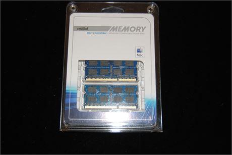 Crucial 4GB Memory Mac (500)
