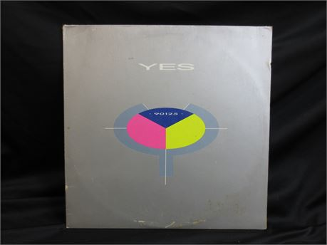 Yes's 90125 AND Al Stewart's Past Present and Future Records