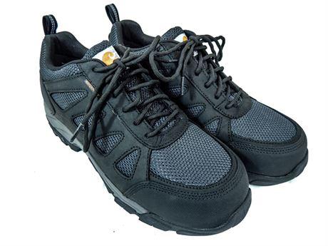 NWOB Carhartt Lightweight Low Carbon Nano Toe Work/Hiking Shoes Men's Sz 11 Wide
