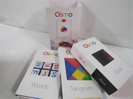 Osmo Games Genius Kit For Ipad (230-LV25UU)