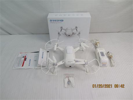Yuneec Breeze 4k Camera Compact Smart Drone (670)