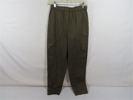 Theory Easy Cargo Pants Size P (NWT)