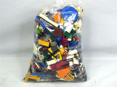 Lot of 5.75 Pounds Random Lego Parts & Pieces Bricks #5