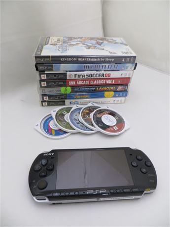 Portable Sony PlayStation
