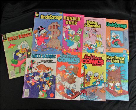 Donald Duck Series 9 Pc