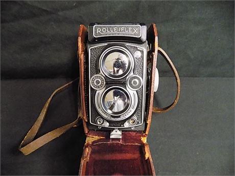 Rolleiflex Franke&Heidecke DBGM Sychro-Compur