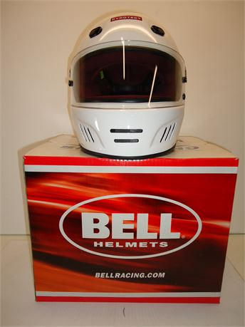 Bell Helmet, Pyrotect, White, Size Medium NIB