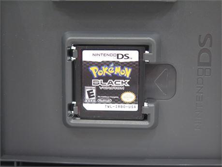 Pokemon: Black Version (Nintendo DS, 2011) Cartridge & Case Only (670)