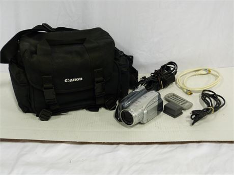 Canon HD Video Camcorder HV20