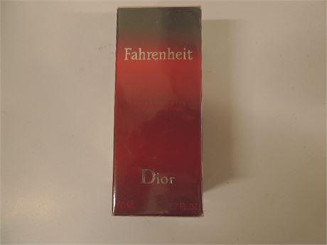 Christian Dior Fahrenheit 1.7 Fl. Ounces NIB