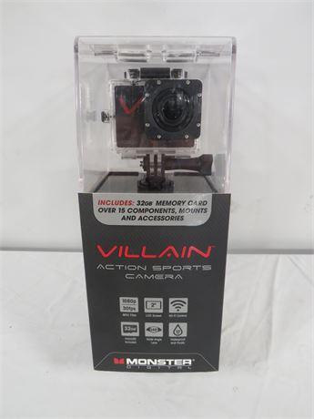 Villain Action Sports Camera (230-LV13TT)