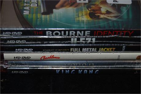 HD DVD Lot (500)