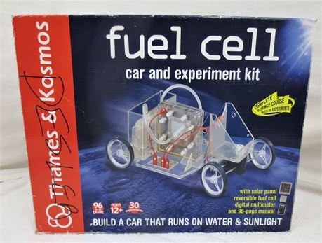 Thames and Kosmos Fuel Cell Car and Experiment Kit