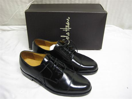 Cole Haan Men's Black CALDWELL Dress Shoes Size 8.5 Brand New