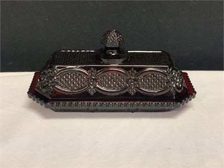 Avon Covered Butter Dish