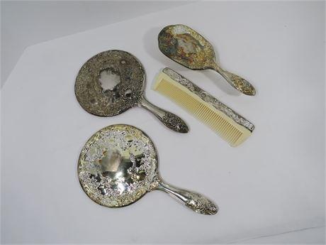 3 piece vanity set (230-LVAA18)