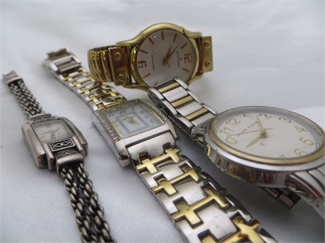 LOT of Vintage, Older Watches