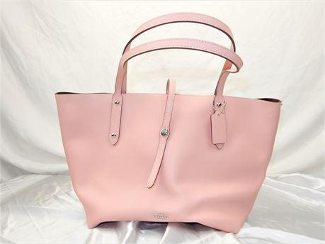 Coach Pink Market Tote Bag H1880-F58849