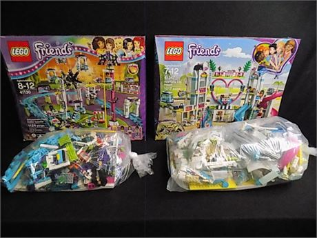 Lego 'Friends' Building Blocks with Building Booklet