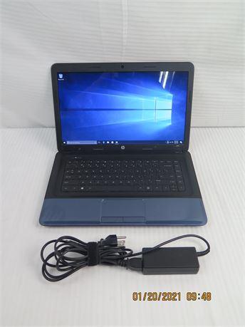 """HP 2000-2d19WM 15.6"""" Laptop PC - Win 10, AMD E-300 w/ Radeon, 320GB, 4GB (670)"""