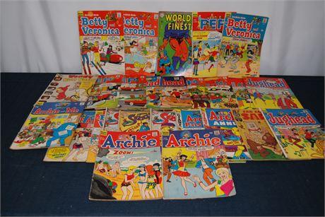Vintage Archies Girls Comics Lot (500)