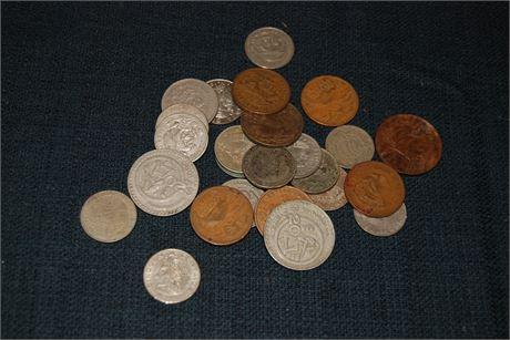 Unique Coin Lot (500)