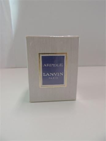 ARPEGE Lanvin Paris 1.5ml Made In France No.01869 NIB