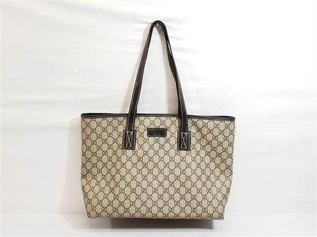 "Gucci Purse Bag. 17"" X 10"" X 5"""