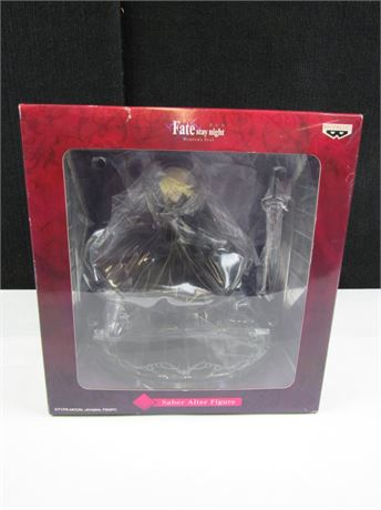 Fate Stay Night - Heaven's Feel - Saber Alter Figure (650)