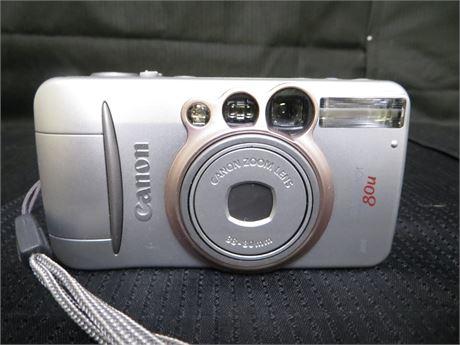 Canon Sure Shot 80u 35mm Camera