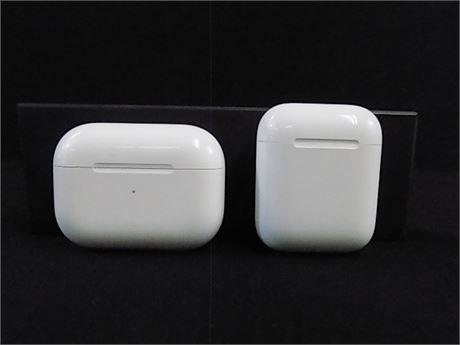 Apple AirPods Pro (3rd Gen) + Apple AirPods (1st Gen); 2 Pieces