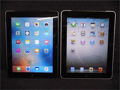 Apple iPad 3rd Gen + Apple iPad 1st Gen; 2 Pieces