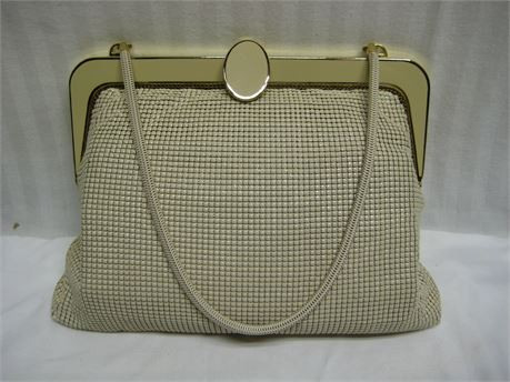 GLOMESH Beaded Handbag