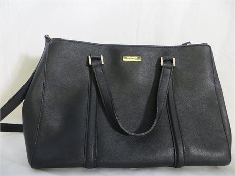 Kate Spade Large Shoulder Bag, Black