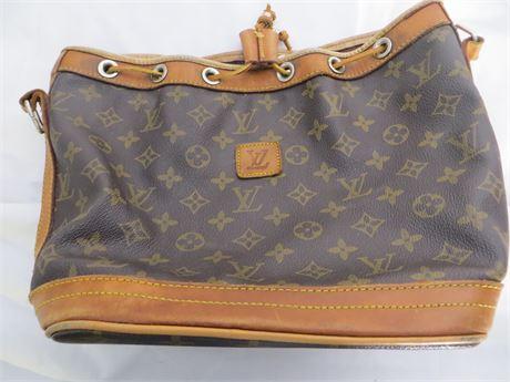 Louis Vuitton Handbag, Worn