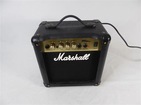 Marshall MG10CD Practice Guitar Amp 10 Watt Amplifier, Great Shape!
