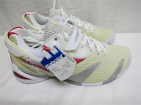 Babolat Men's Tennis Shoes Size 9.5 Brand New
