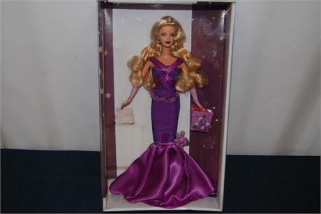 Birthday Wishes Barbie Doll (500)