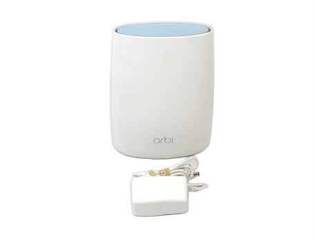 Netgear Orbi RBR50 AC3000 ROUTER Tri-Band WiFi Mesh Network