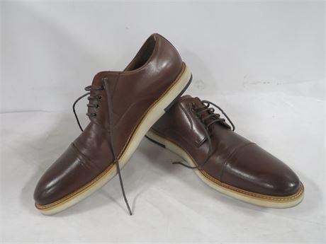 Black Mckay Shoes (230-LV21PP)