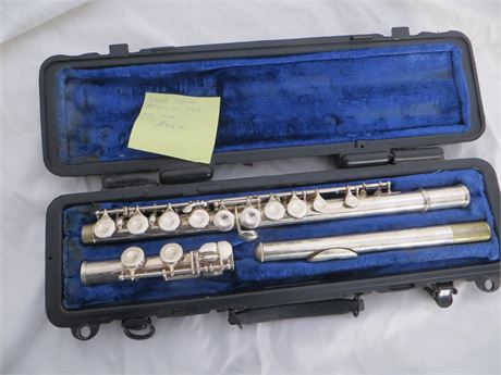 Selmer Silver Plated Flute