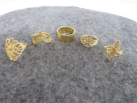 Beautiful 925 Stamped Ring (230-LV2UU)