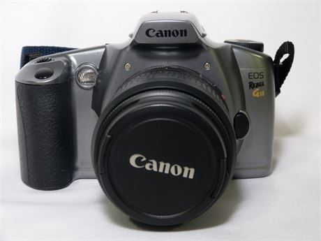 Canon EOS Rebel GII Film Camera