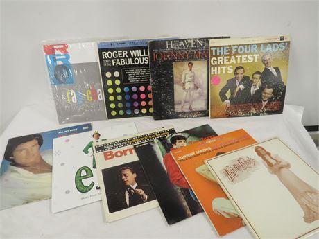 Lot of 10 Vinyls (203-LV10MM)