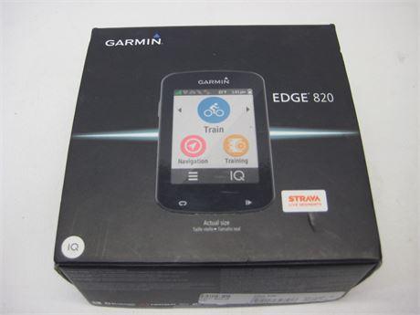 Garmin Edge 820 Fitness/Train/Navigate In Box