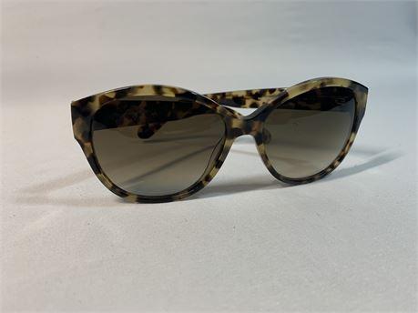 Kate Spade Brown Tortoise Shell Sunglasses