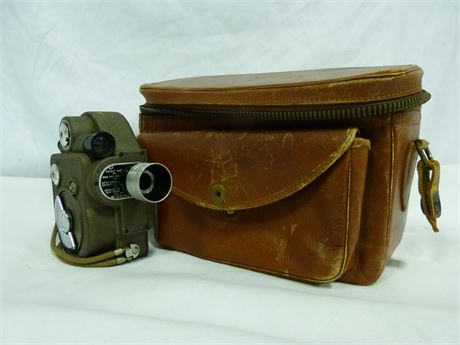 Vintage Revere Eight Film Camera