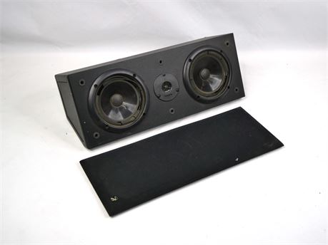 Infinity Video 1 Center Channel Speaker  For Parts or Repair 