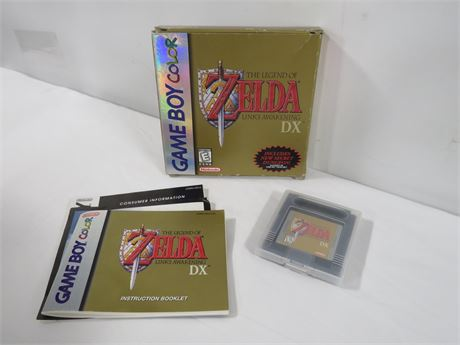 Game Boy Legend of Zelda (230-LV21F)